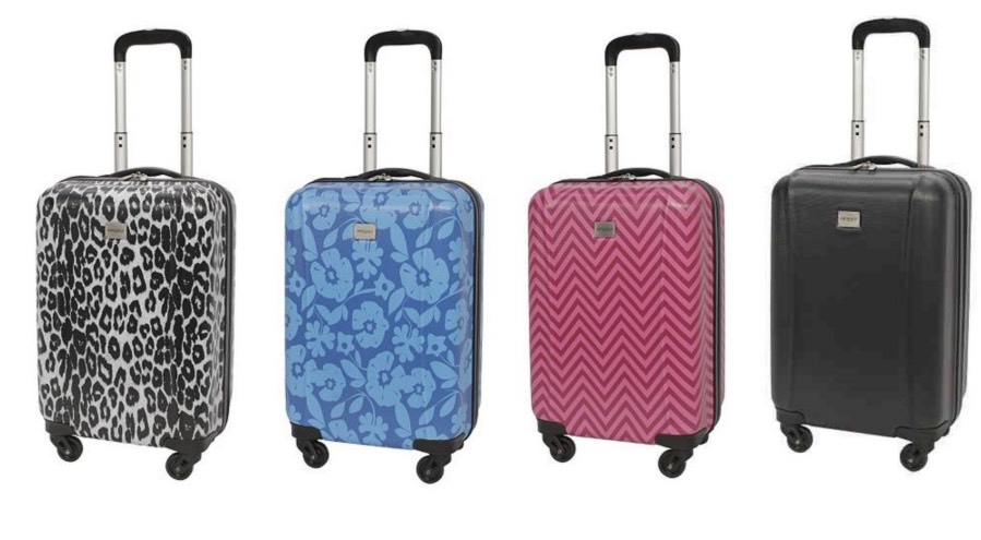 c46adae38f02 Prodigy Sussex 21-Inch Hardside Spinner Carry-On Luggage ONLY $25.49 ...