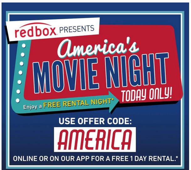 Text code to and you'll get back a unique code that you can use to get a free 1-night DVD rental. This code can also be used for $ off a Blu-ray or game rental. You can use this free Redbox promo code at the kiosk, at qozoq-sex.ml, or through the Redbox mobile app. This code expires 1 week after you've received it.