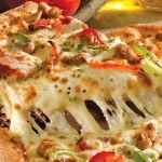 Papa John's: 18¢ Medium 1-topping pizza with Purchase of Large Pizza
