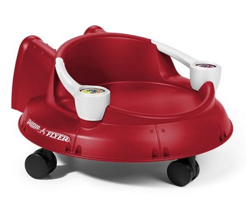 Radio Flyer Spin 'N Saucer Ride-On ONLY $15.99 (Reg. $32.99)