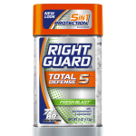 CVS:  Right Guard Total Defense 5 Deodorant Only $0.99
