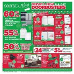Sears Outlet Black Friday Ad 2015 is HERE!