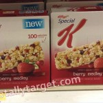 Target: Kellogg's Special K Snack Bars Multipacks Only $0.89 (Today Only)