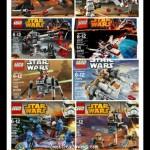 *HOT* 26 Star Wars LEGO Sets Under $15!