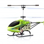 Syma R/C Helicopter – Green Only $14.65!