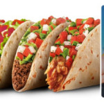 Taco Bell: *HOT* 50% off ENTIRE Purchase ($10 VALUE!)!