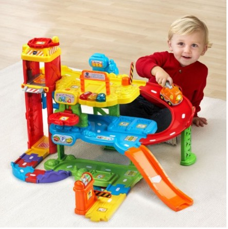 Vtech Go Go Smart Wheels Park And Play Deluxe Garage