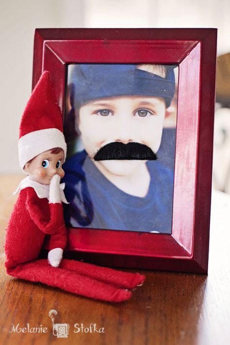 LOTS of Elf on the Shelf Ideas 26
