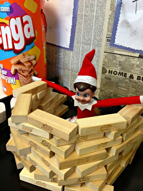 LOTS of Elf on the Shelf Ideas 38