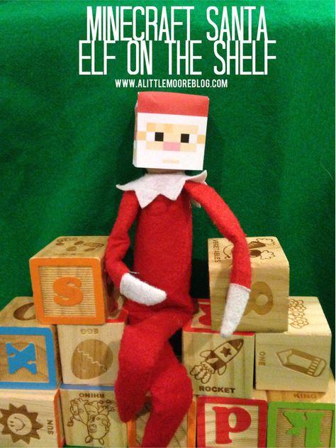 LOTS of Elf on the Shelf Ideas 40
