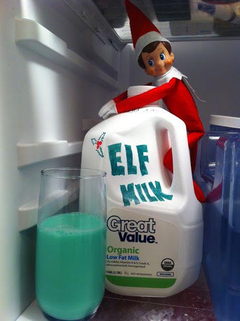 LOTS of Elf on the Shelf Ideas 41