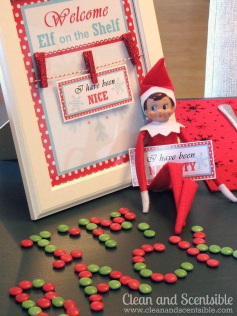LOTS of Elf on the Shelf Ideas 43