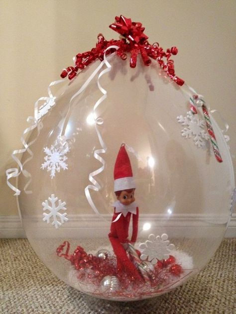 LOTS of Elf on the Shelf Ideas 44