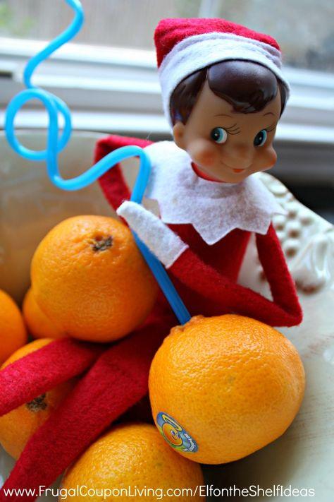 LOTS of Elf on the Shelf Ideas 46