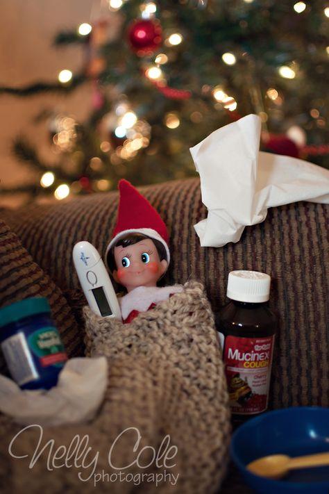 LOTS of Elf on the Shelf Ideas15