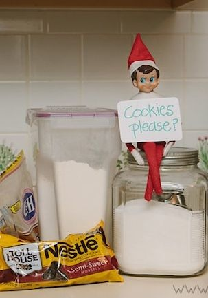 LOTS of Elf on the Shelf Ideas17