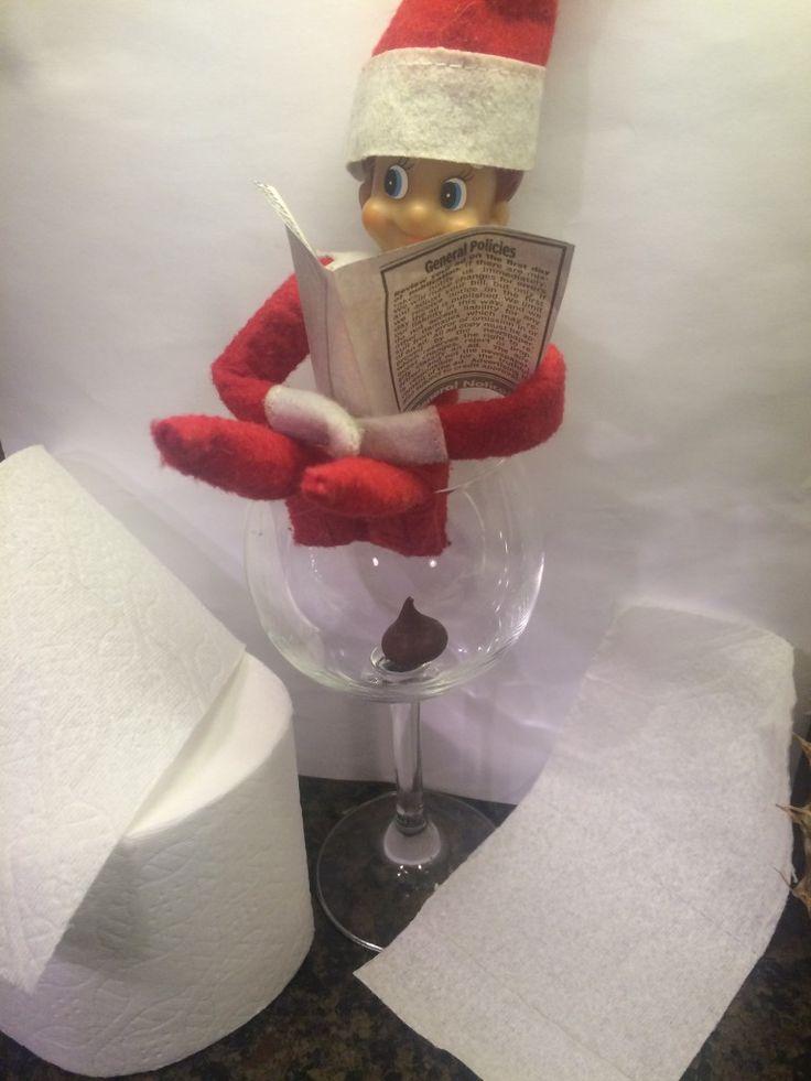 LOTS of Elf on the Shelf Ideas2