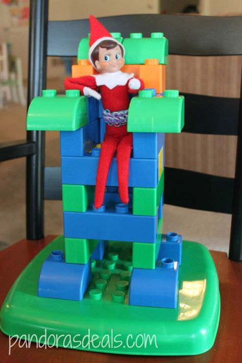 LOTS of Elf on the Shelf Ideas5