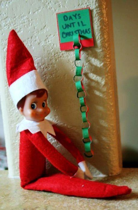 LOTS of Elf on the Shelf Ideas6