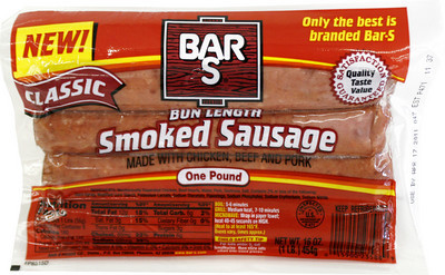 _MG_4341 BarS Smoked Sausage 1lb-S