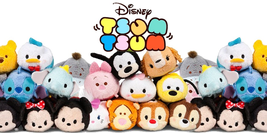 Target Disney Tsum Tsum Plush As Low As 3 71