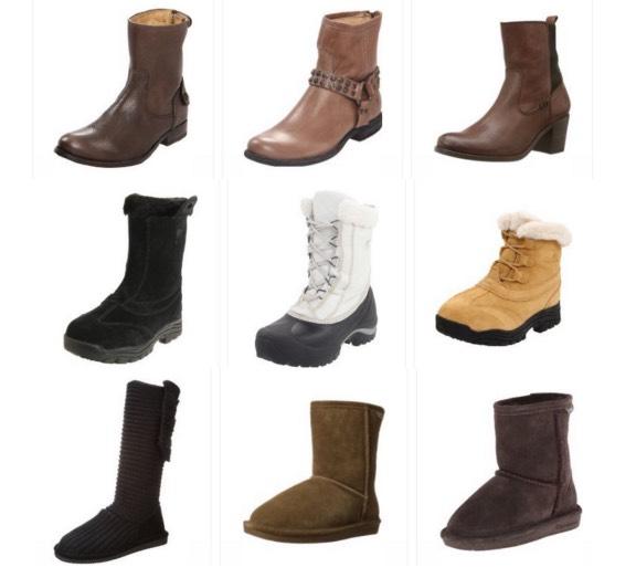 Kohl's: Girls Boots for $12.91! Reg. $40.00