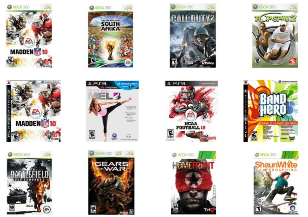 Games For Ps3 Only : Xbox and playstation games only