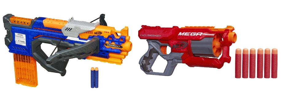 Here are some awesome Nerf deals you can score on Amazon!