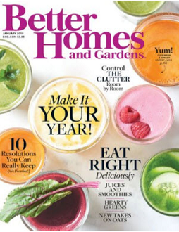 Hurry Over To Get A FREE Better Homes And Gardens Magazine