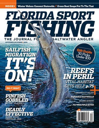 Free florida sport fishing magazine subscription for Sport fishing magazine