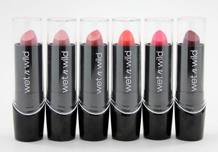 Wet-n-Wild-Silk-Shine-Lipstick-New-Shades