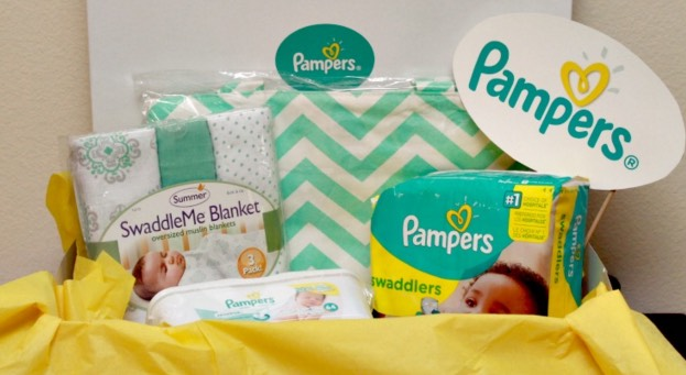 Pampers Gifts to Grow: 10 Points 10/20