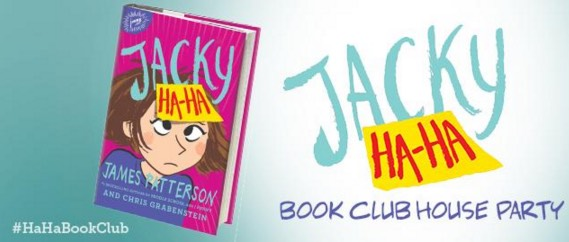 You Can Head Over And Apply To Host A JACKY HA Book Club House Party