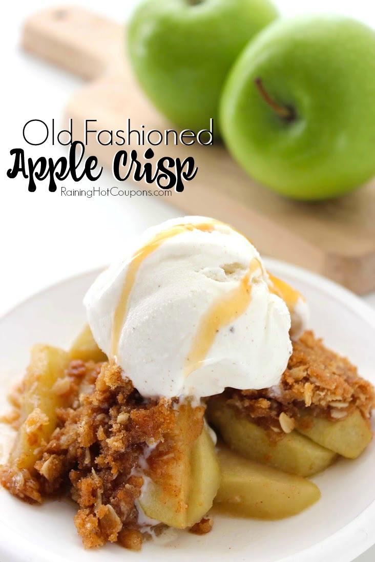 Apple Crisp