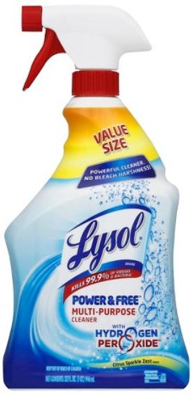 Lysol-Power-Free