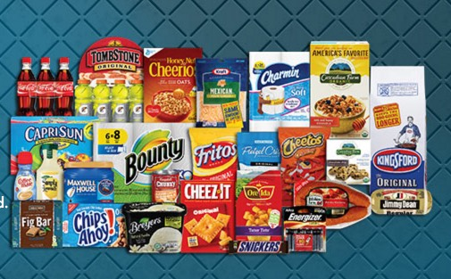 Kroger Instant Win Game: 45,000 Win FOOD and HOUSEHOLD Items!