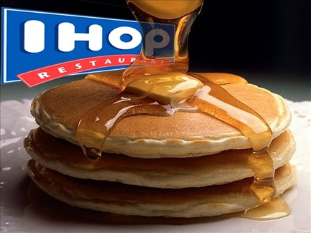 IHOP: FREE Short Stack of Buttermilk Pancakes