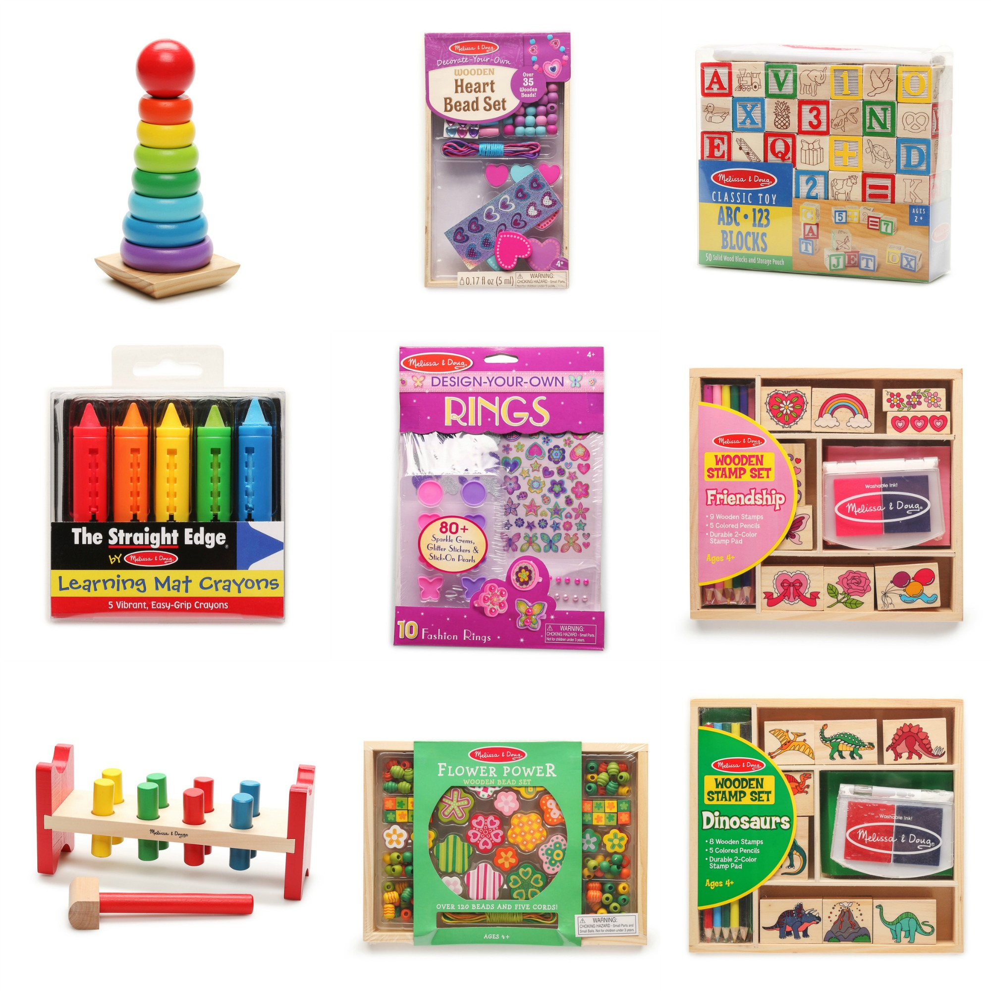 *HOT* Melissa & Doug Toys and Crafts ONLY $1 – $3 + FREE Shipping!