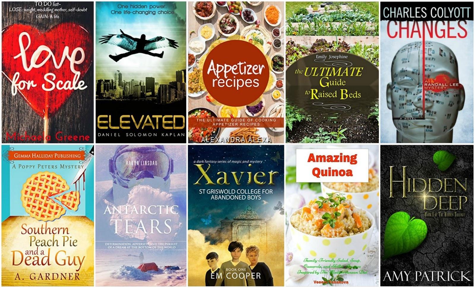10 Free Kindle Books 3-9-16