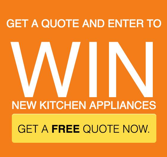 Win New Kitchen Appliances ($2,500 VALUE)!