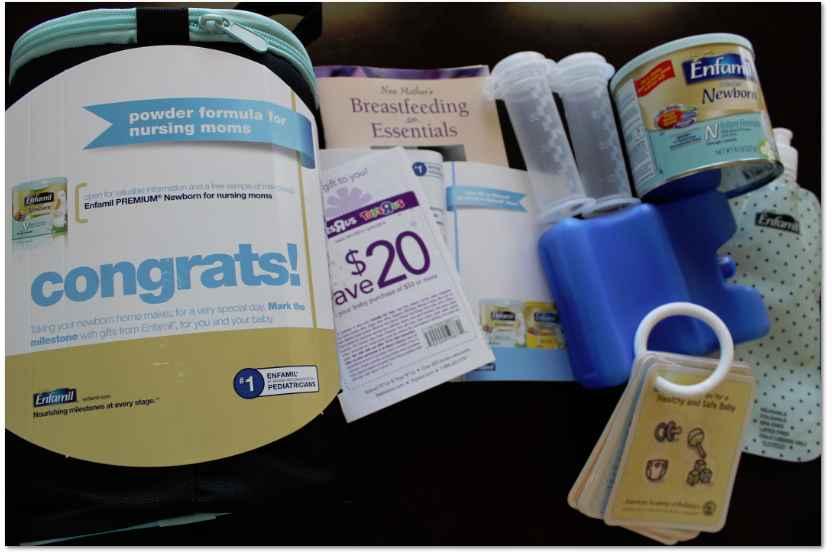 Enfamil infant formula $18. 98 per tub (orig $26) at target.