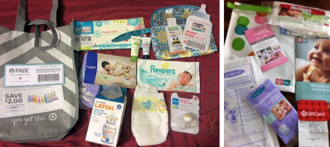Target: *HOT* FREE Baby Bag Full of Baby Items and a Gift ...