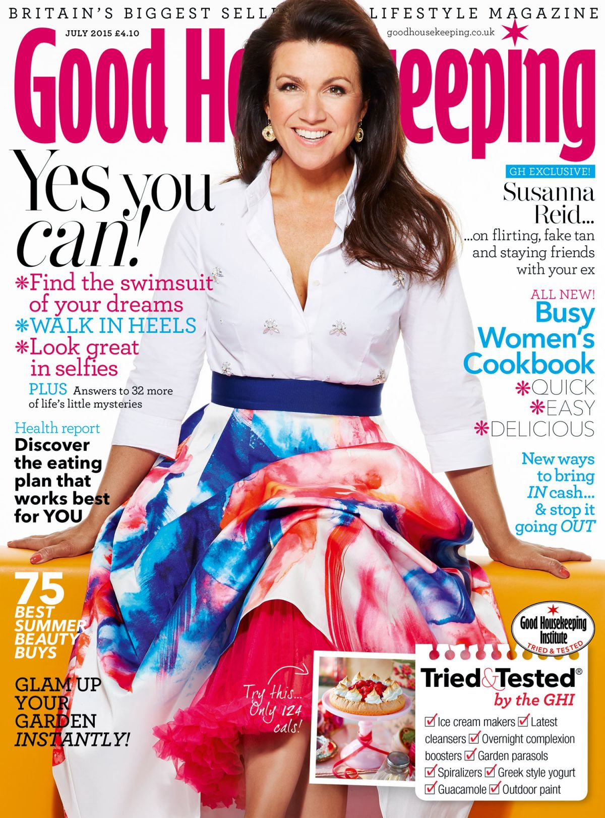 Free 2 year subscription to good housekeeping magazine for Good house magazine