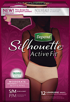 FREE Depends Samples (Choose from 5)