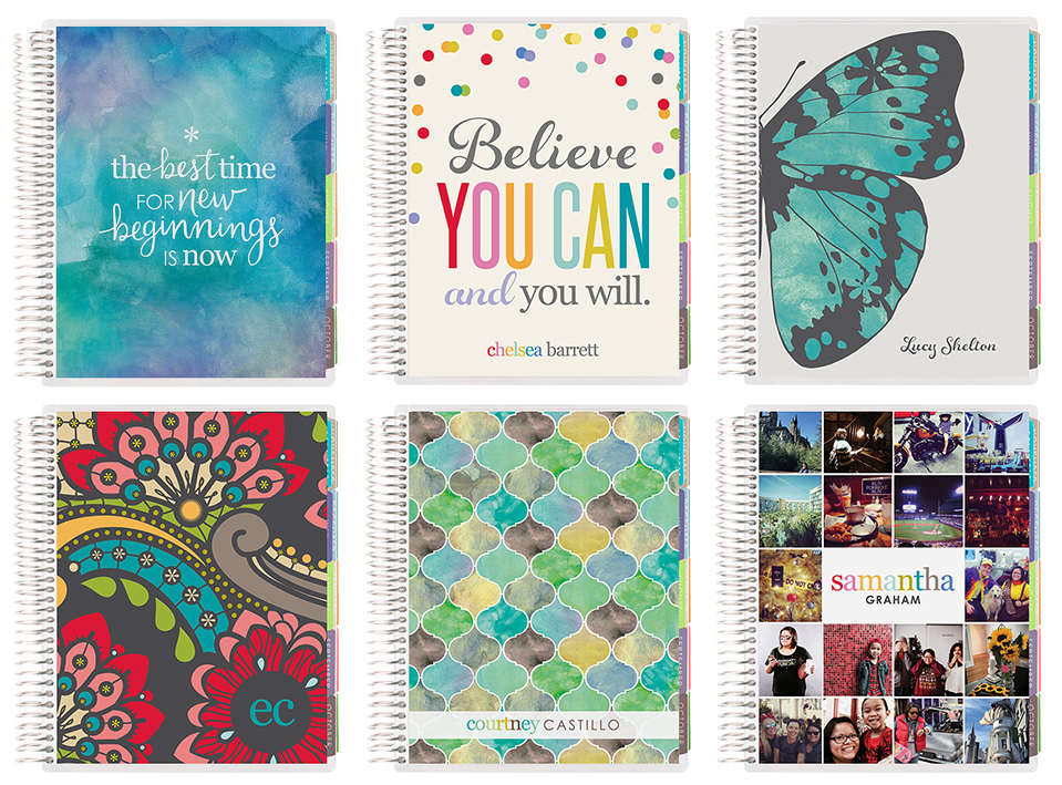 50% off Erin Condren Life Planner Stylized Organizers = ONLY $22 (Reg. $65!)