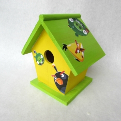 Home Depot: FREE Angry Birds Bird House (Kids Build Toy, FREE ... on christmas home, fish home, art home, owl home, santa home, tree house home, girl home, cats home, orange home, bear home, frog home, hummingbird home, chicken home, easter home, computer home, windmill home, dogs home, red home, butterfly home, bird pets,