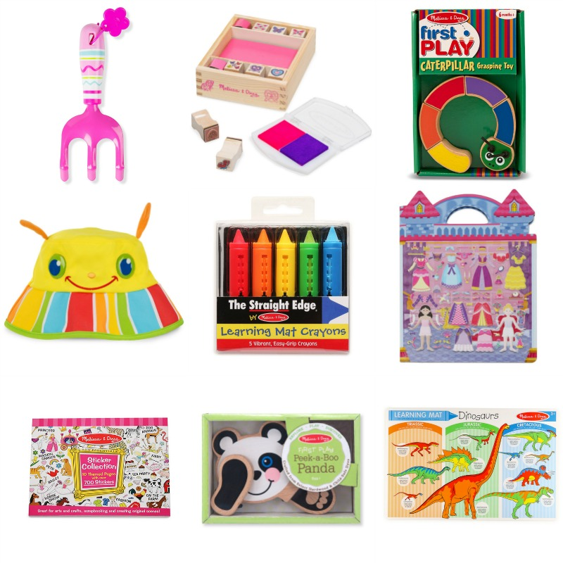 *HOT* Melissa & Doug Toys ONLY $2 Shipped! MORE JUST ADDED