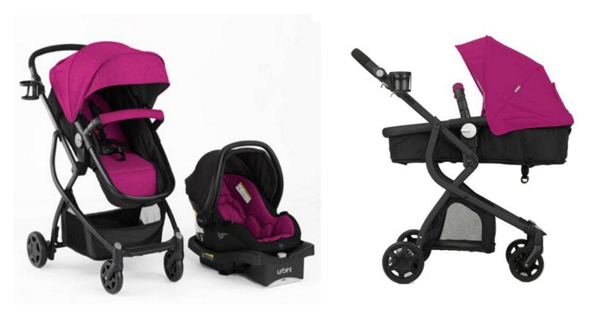 The Urbini Travel System ONLY $40 (Reg. $179.99)!