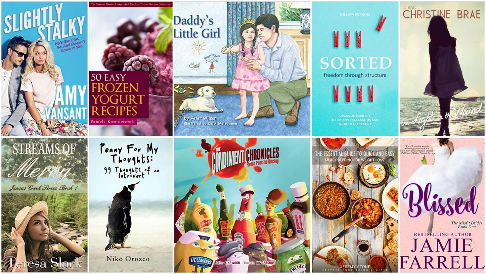 10 Free Kindle Books 5-16-16