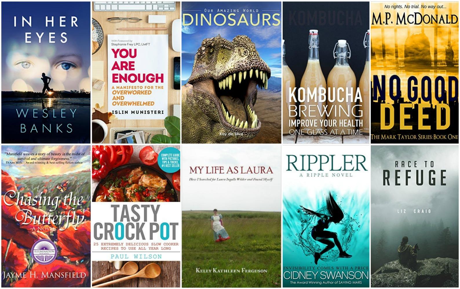 10 Free Kindle Books 5-25-16
